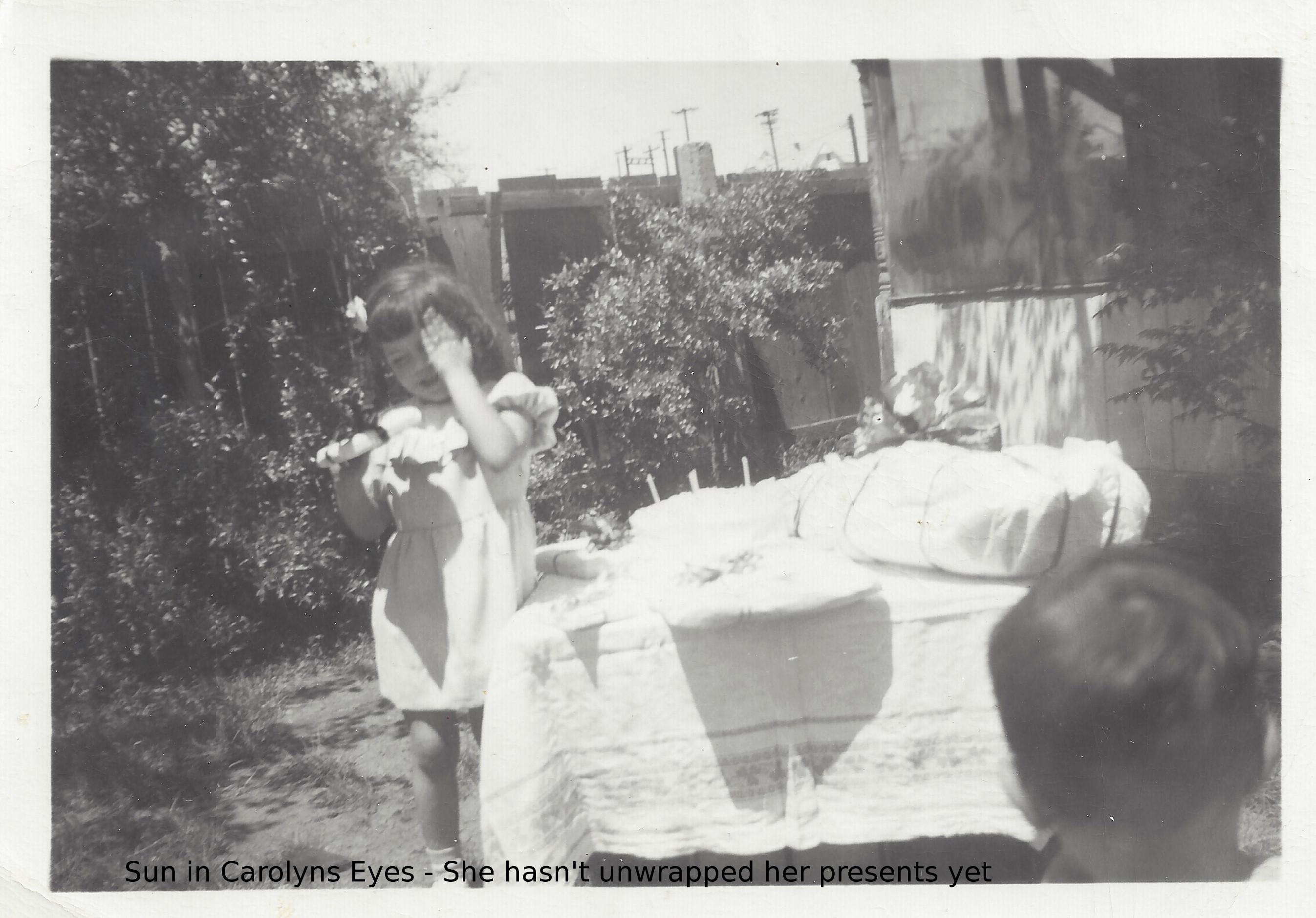 Carolyns Birthday