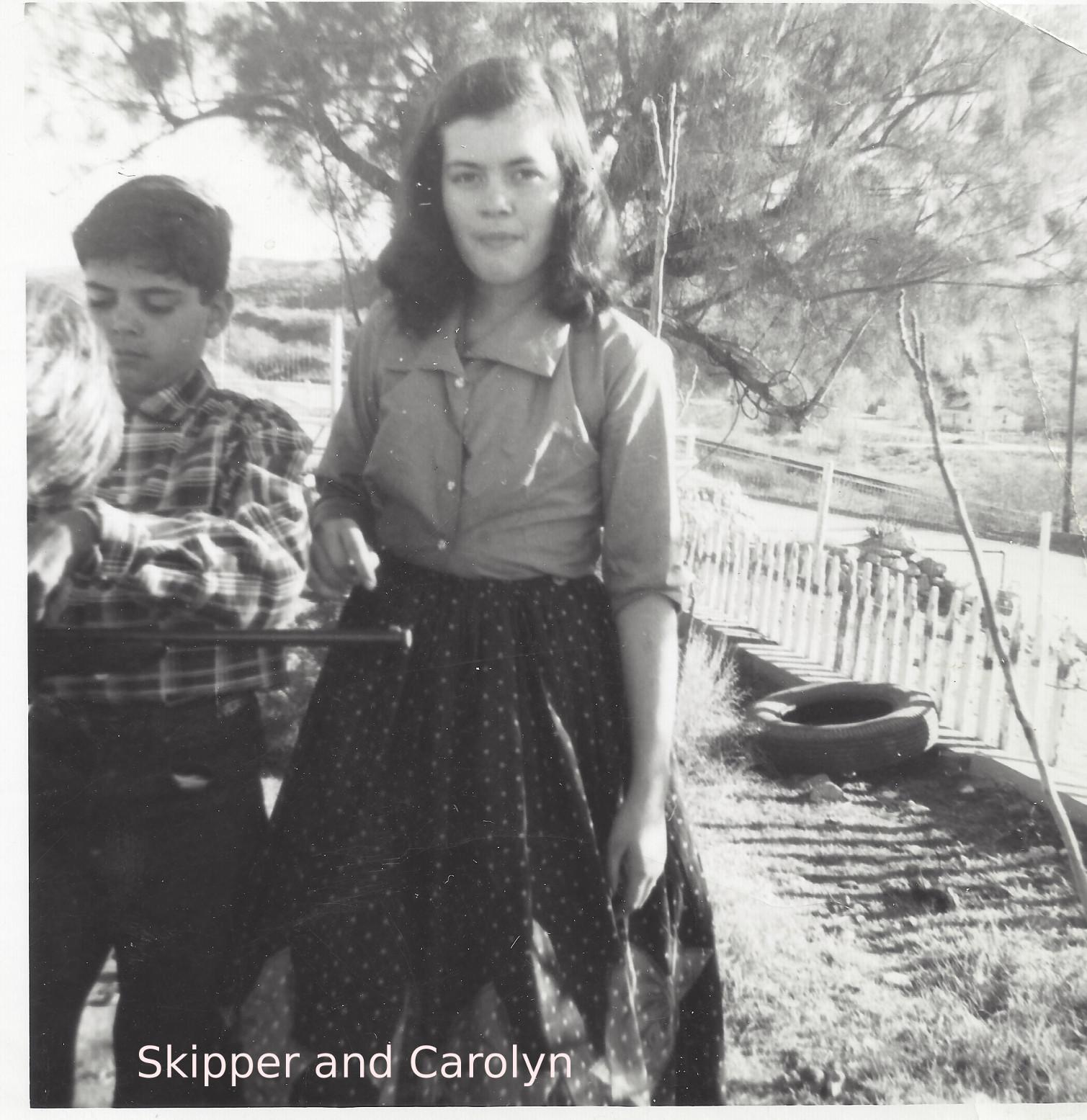 Skipper and Carolyn
