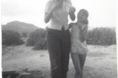 Carolyn and Freda