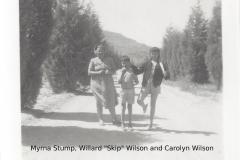 Grandma Skip and Carolyn