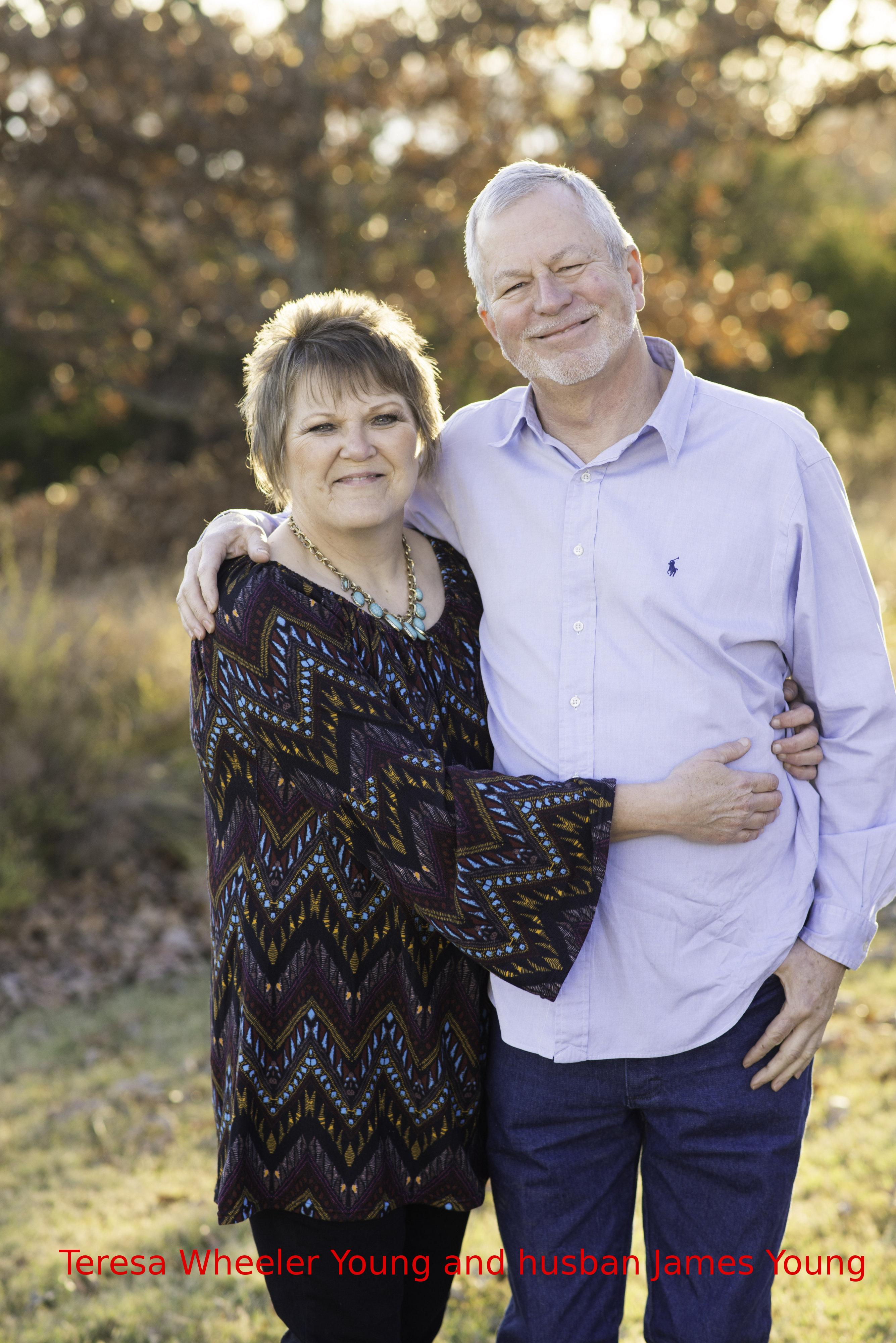 Teresa and James Young