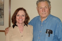 Cathy Lynn and Del Denham