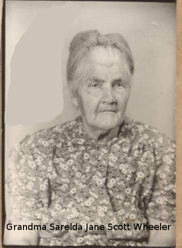 Grandma Wheeler