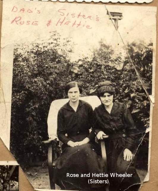 Rose and Hettie