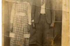 Amanda Polly Wheeler and Tom Sharp