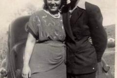 Arlene and Isaac Wheeler (Mom and Dad)